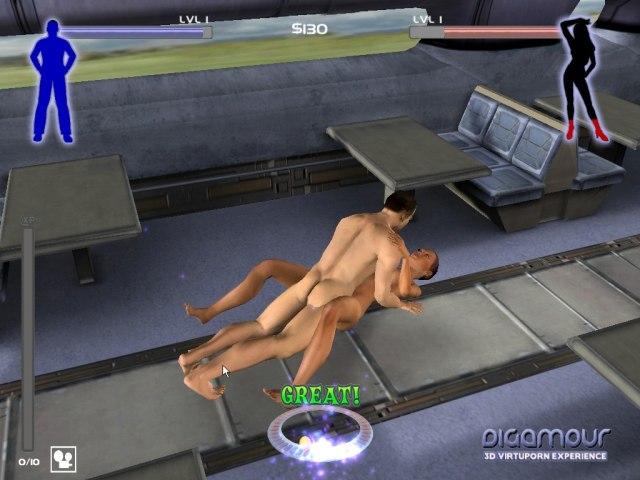 Digamour - RPG juego XXX para adultos