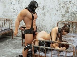 Digital BDSM - tortura BDSM sexo