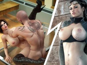 Juegos adultos 3D en línea gra