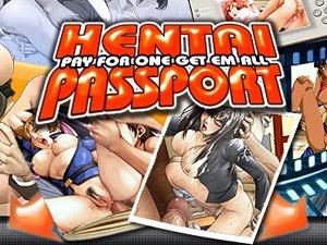 Hentai Password - gran colección hentai
