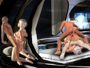 Juegos interactivos XXX