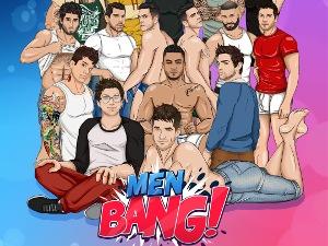Men Bang gay juego
