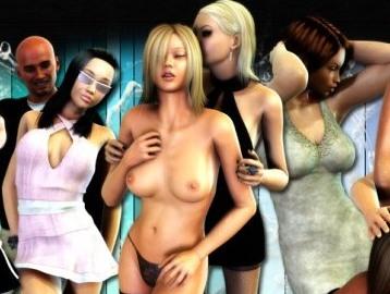 Sisters - hermanas adolescentes juego XXX