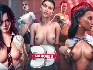 Sex World 3D