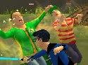 lucha virtual con una espada