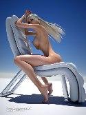 tetas rubia silla - Girlfriends 4 Ever